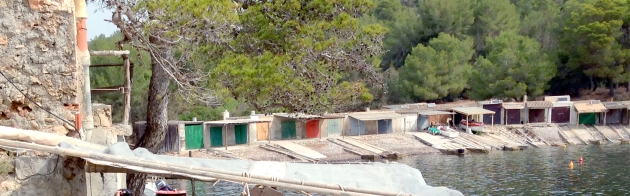 Sa Caleta Cove, Ibiza