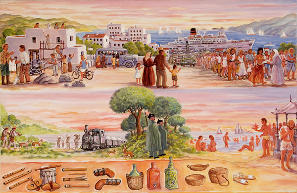 Dominique-Sanson- The-History-Of-Ibiza-XIX-The-Arrival-of-Tourism