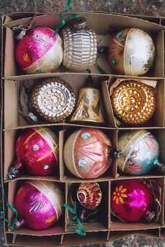 Solillas Christmas baubles