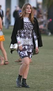Mischa Barton Coachella Outfit