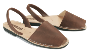 Solillas Men's Sandals - Castano